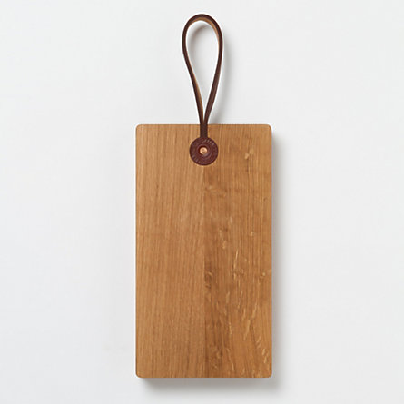 Workshop Oak Serving Board