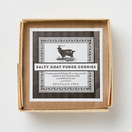 Beekman 1802 Salty Fudge Cookies