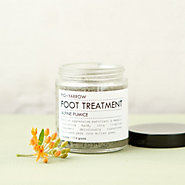 Fig+Yarrow Pumice Foot Treatment