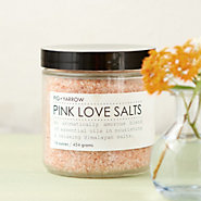 Fig+Yarrow Pink Love Salts
