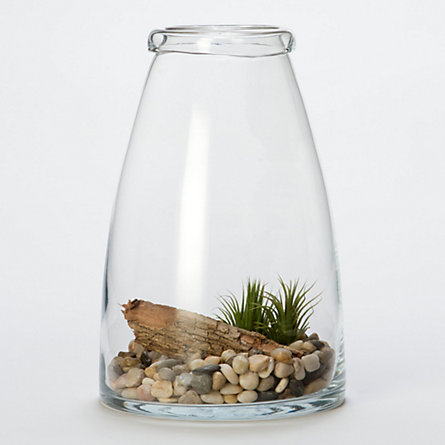 Turned Rim Terrarium