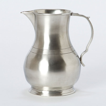 Farm Table Pewter Pitcher