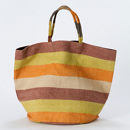 Sands Point Tote, Citrus