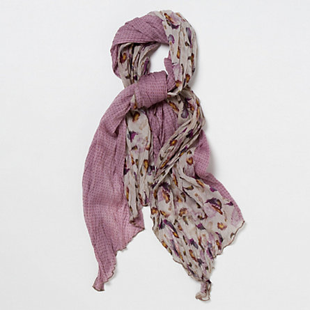 Floating Feathers Scarf