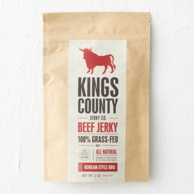 Kings County Korean BBQ Jerky