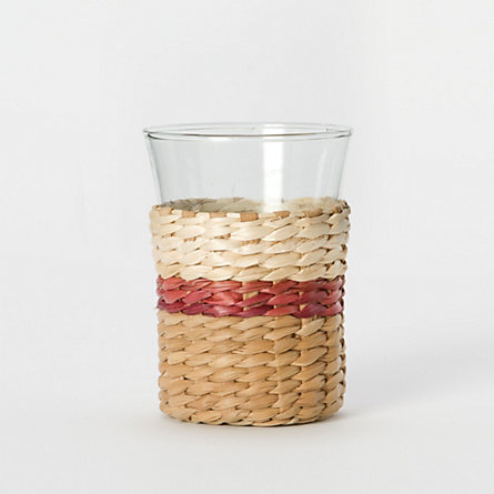 Striped Sea Grass Tumbler