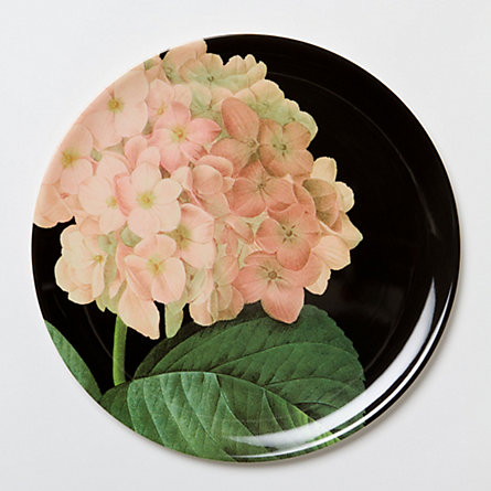 Cut Flowers Serving Tray