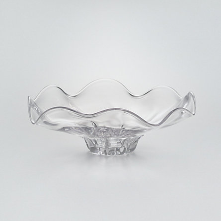 Simon Pearce Chelsea Optic Bowl, Low