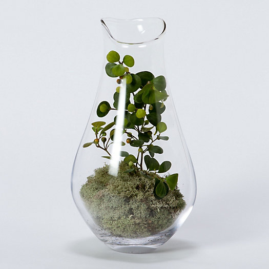 Simon Pearce Green Mountain Terrarium