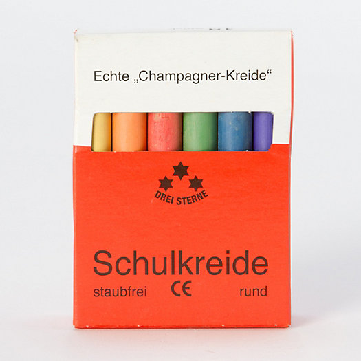 Colored Chalk Set