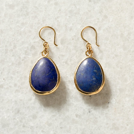 Badakhshi Drop Earrings