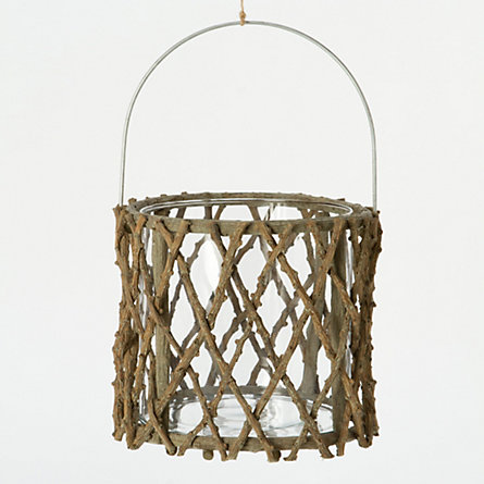 Willow Lattice Lantern
