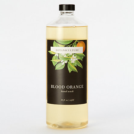 Botaniculture Blood Orange Hand Wash, Refill