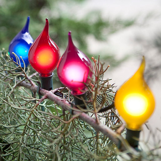 Festive Teardrop Light Set