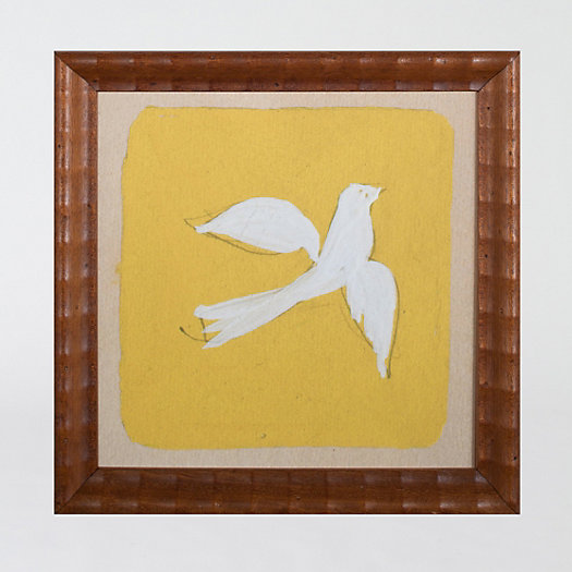 Framed Flying Bird
