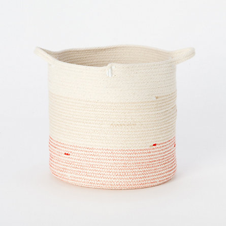 Tall Rope Basket