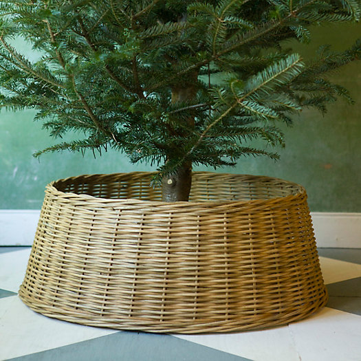 Basket Tree Skirt