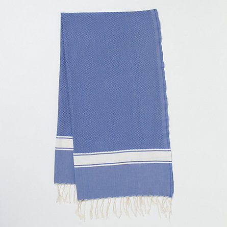 Solid & Stripe Hammam Towel