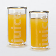 Descriptive Juice Glass