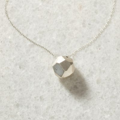 Enveloped Concrete Necklace