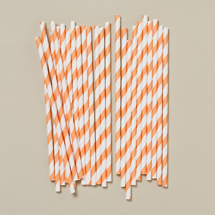 Soda Fountain Straws, Primary