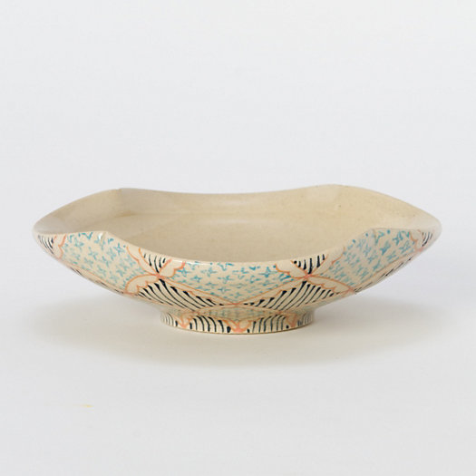 Sunrise Stoneware Bowl