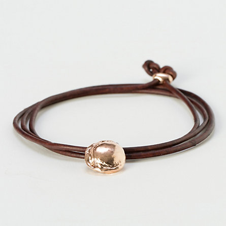 Rose Gold Drop Bracelet