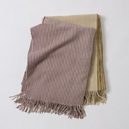 Ombre Cord Throw