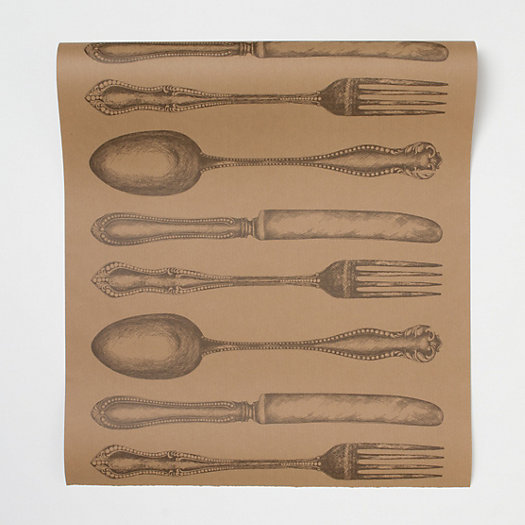 Flatware Disposable Paper Table Runner