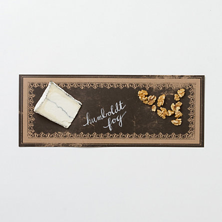 Archival Cheese Serving Paper Pad