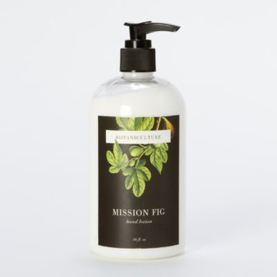 Botaniculture Mission Fig Hand Lotion