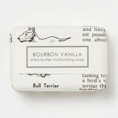 Bourbon Vanilla Soap