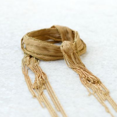 Silk Road Bracelet, Pale