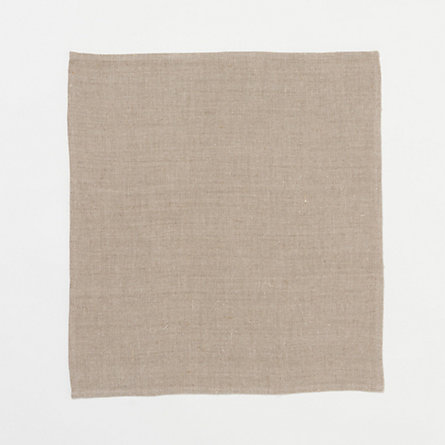 Solid Linen Napkin Set