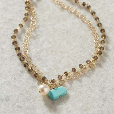 Sands Key Necklace