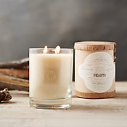 Linnea's Lights Candle, Hearth