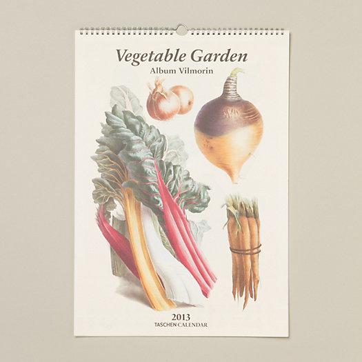 Vegetable garden calendar 2013 terrain for Vegetable garden calendar