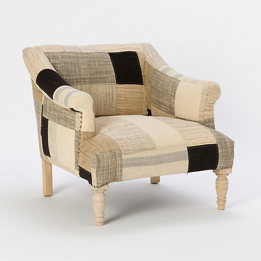 Lancaster Chair, Patchwork