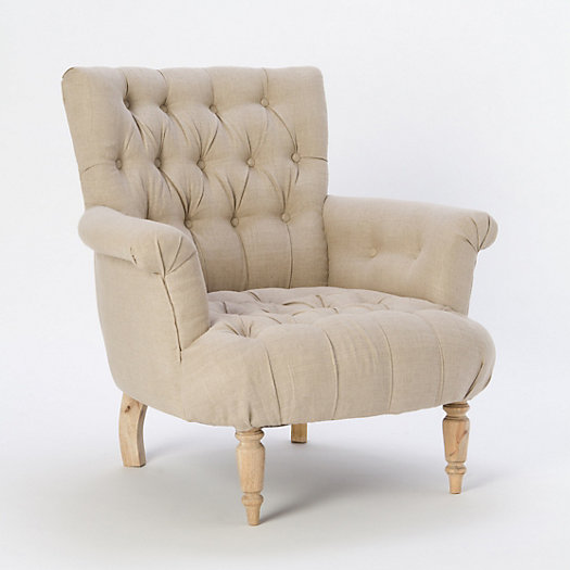 Gramercy Tufted Chair