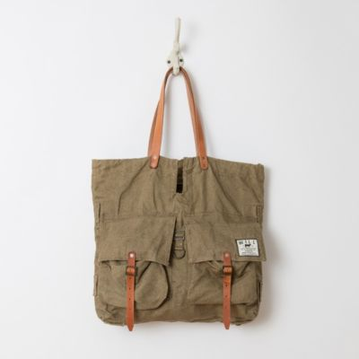 Army Surplus Tote