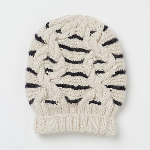 Sailor Stripe Knit Hat