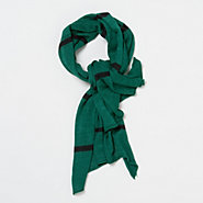 Silken Stripes Scarf