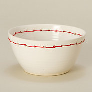 Stitched Cereal Bowl