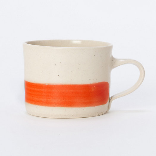 Lakeside Mug, Stripe