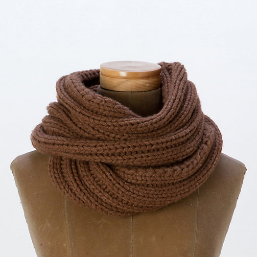 Braided Cowl Scarf