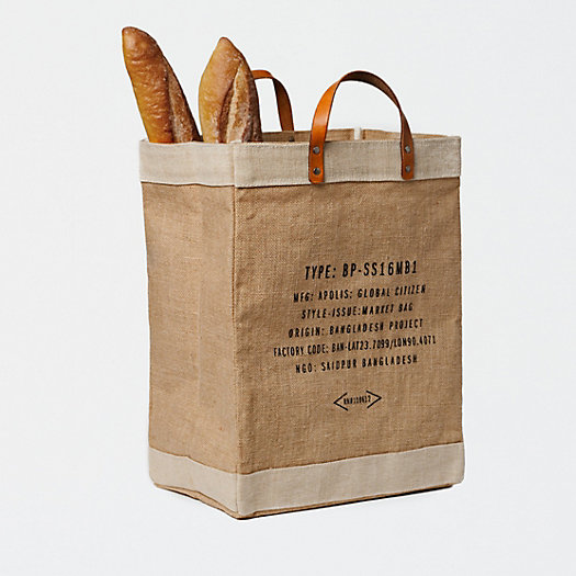 Apolis Market Bag