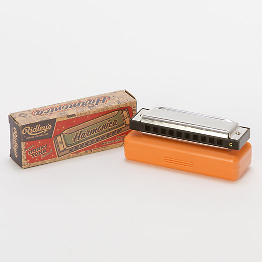 Old-Fashioned Harmonica
