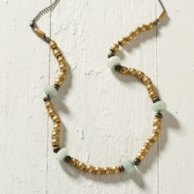 Beryl Beaded Necklace