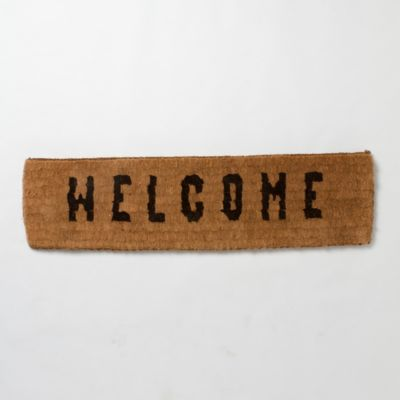 Coconut Husk Welcome Mat