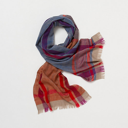 Ladakh Scarf, Orange
